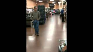 Grocery Store Perv