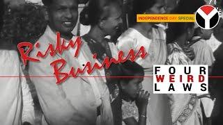 Four Weird Sri Lankan Laws w/ Gehan Gunatilleke - Risky Business