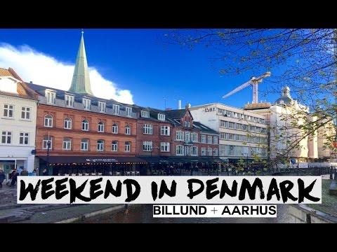 Weekend in Denmark Vlog: Billund & Aarhus
