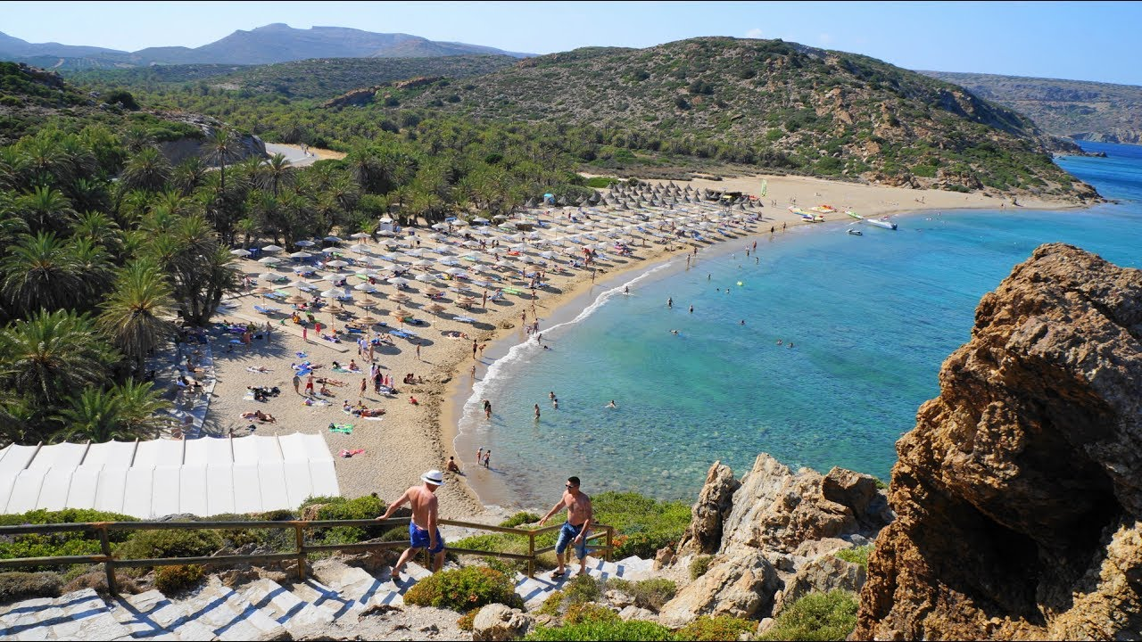 Image result for Vai, Crete""