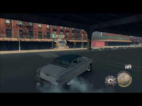 Mafia II Drift 90