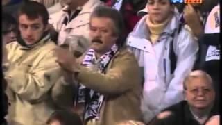 El día que el Santiago Bernabéu aplaudió a Ronaldinho. 👏