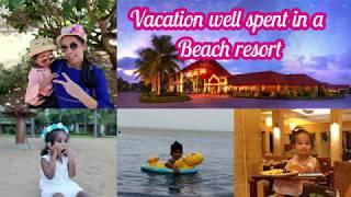 Vacation to beach resort-VLOG/ Radisson Blu Temple bay, Chennai/ Budget/ Booking/ Baby