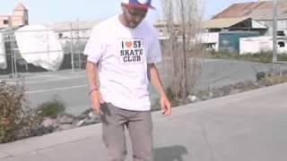 Skateboarding Tricks: Fakie Kickflip Varials