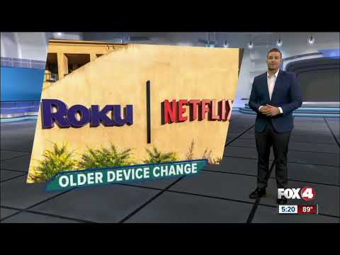 Justin The Web Guy - Have An Older Samsung Smart TV? You May Lose Netflix Unless You Upgrade!