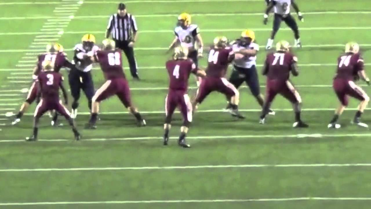 Midwestern State Football Highlights 2014 Vs Texas A M Commerce