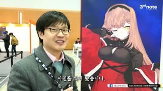 써드노트TV : G-Star 2019 참가기