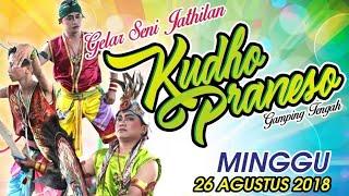 Download Video Jathilan Kreasi Baru Kudho Praneso Babak 3 full ndadi MP3 3GP MP4