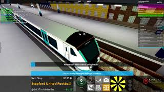 Roblox Stepford County Railway Ep 34 (Stepford Central---Stepford United Football Club)