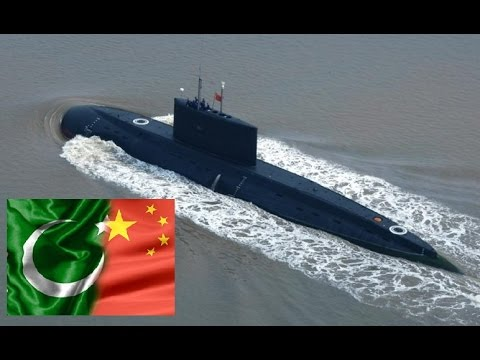 Pakistan To Buy 8 Submarines From China