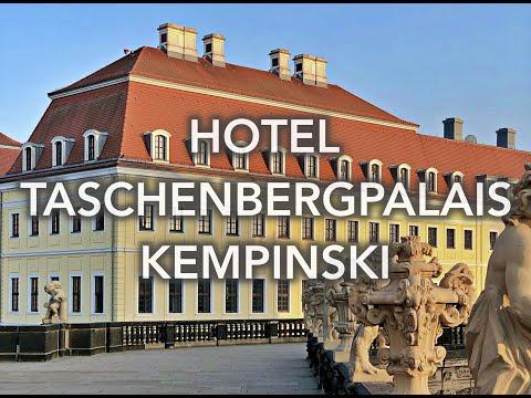 Hotel Taschenbergpalais Kempinski - video review of Dresden's best five star property