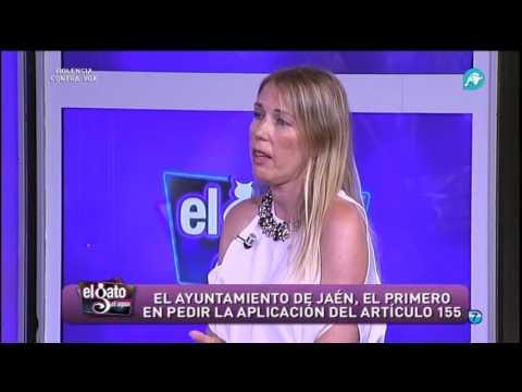 Bronca en el Ayuntamiento de Jaén por una moción contra Cataluña