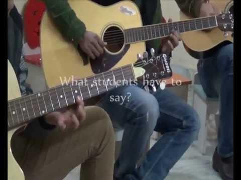Guitarmonk Guitar Students Noida and Delhi
