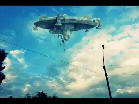 НЛО нападают