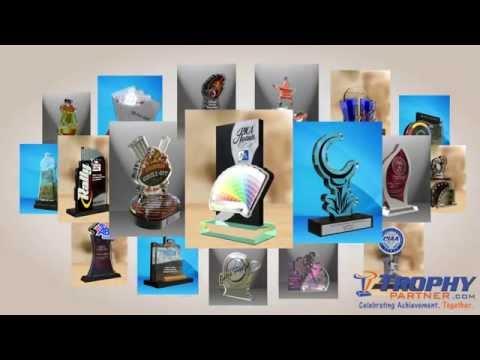 Custom Trophies & Awards from TrophyPartner.com