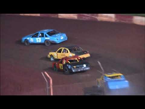Dixie Speedway 9/5/15 Cruiser Feature!