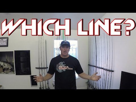 Best Fishing Line For Every Technique