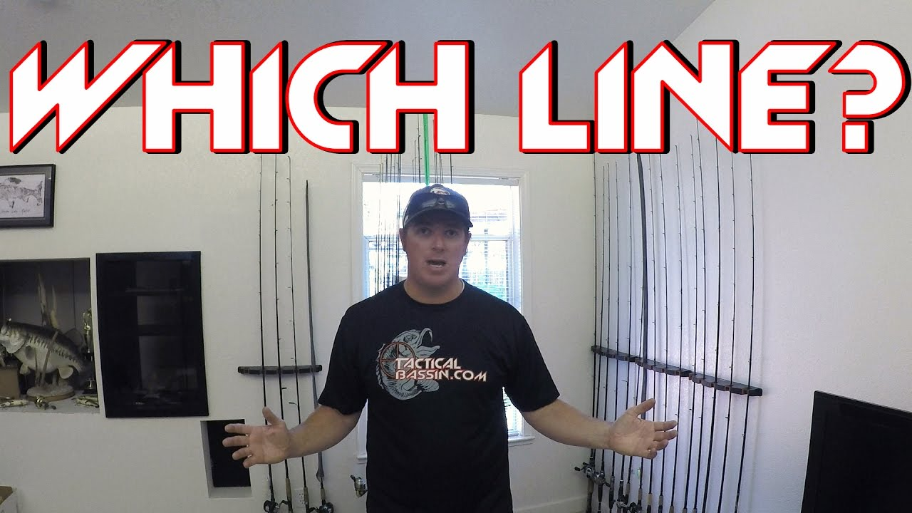 What Line Should You Be Using? — Tactical Bassin' - Bass