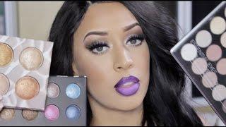 barbie on a budget fall makeup tutorial