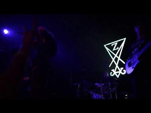 Zeal & Ardor - Row Row - live at The Sinclair in Cambridge, MA (09/22/18)