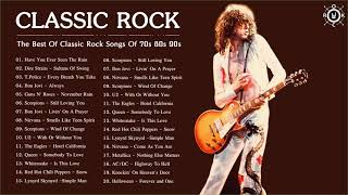 Download Classic Rock Collection | The Best Of Classic Rock Songs Of 70s 80s 90s