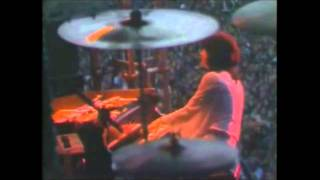 Yes Live At The QPR (1975) Part 8- Long Distance Runaround & Patrick Moraz Solo