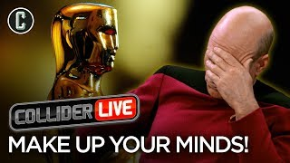 Surprise! The Oscars Change Their Stance Once Again - Collider Live #75
