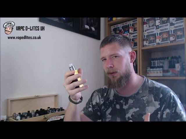 Vape D Lites   Danish Swirl Review