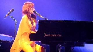 Tori Amos - Nautical twilight.  Live in Milan 2011 (Teatro degli Arcimboldi)