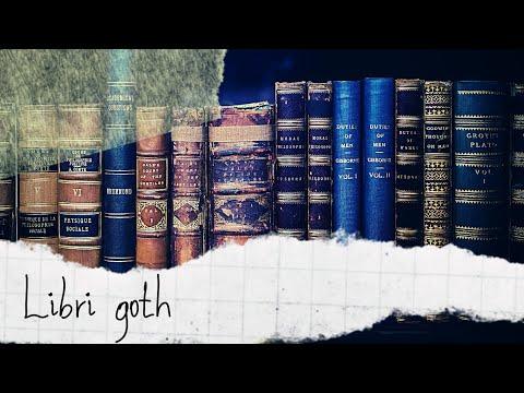 Libri GOTH consigliati│ Fustikale │