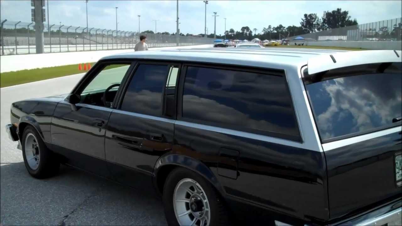 Brian's '83 Malibu wagon
