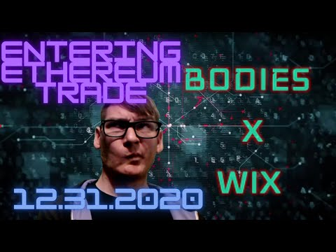 BXW-Entering #Ethereum Trade - My thought Process on #SmartMoney Theory-Yesterday Follow-up #crypto