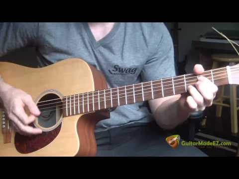 The Band The Weight Guitar Lesson