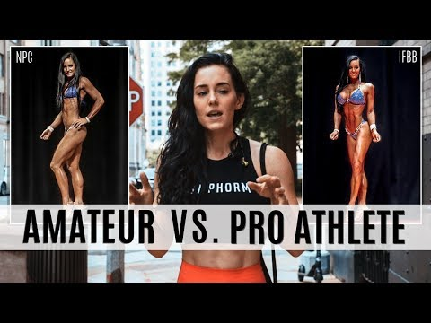 MINDSET Of An IFBB Bikini Pro Athlete   Why Cheating Isn't An Option