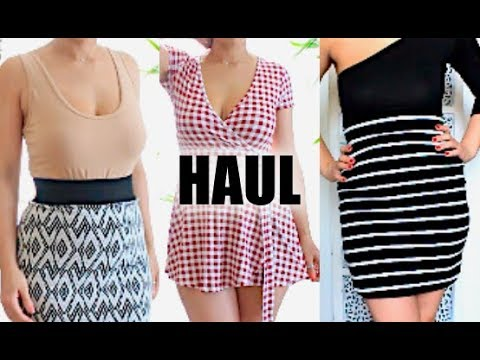 BIG HAUL MODE 2018 ( primark, action, forever 21, zara, vide grenier...)