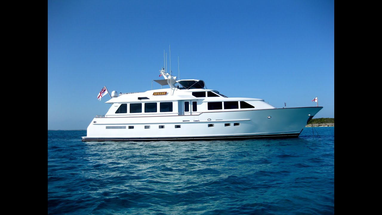 26 North Yachts: 85 Burger Yacht for Sale - HD Video Tour