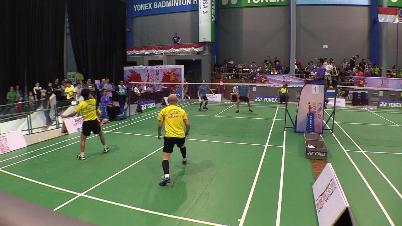 2019 傅國強盃 Foo Kok Keong International Badminton Cup ...