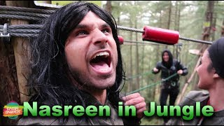 Nasreen In Jungle | Rahim Pardesi