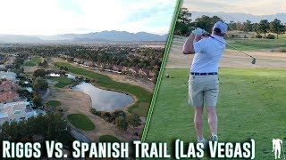 They Have Waterfalls In Vegas? - Spanish Trail Country Club Hole 2