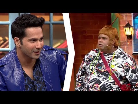 Street Dancer 3D - Achcha's Hilarious Comebacks | The Kapil Sharma Show | Sat - Sun At 9:30 PM