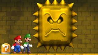 Newer Super Mario Bros Wii - All Castles (2 Player) thumbnail