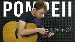 Bastille - Pompeii - Fingerstyle Guitar Cover