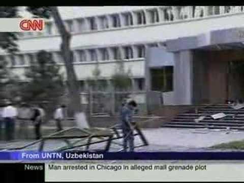 CNN Uzbekistan