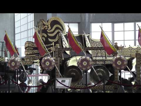 The Royal Regalia Museum Brunei
