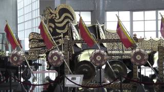 The Royal Regalia Museum Brunei