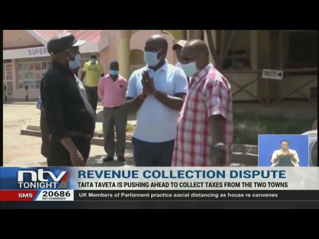 Taita Taveta to collect revenue from towns of Mtito Andei, Mackinnon Road despite matter of dispute
