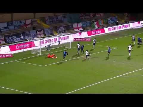 Tottenham X Wycombe 4x1 Youtube