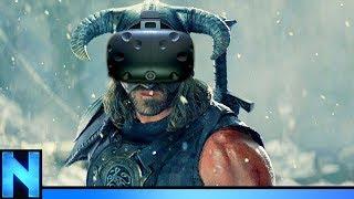 Skyrim VR In A Nutshell