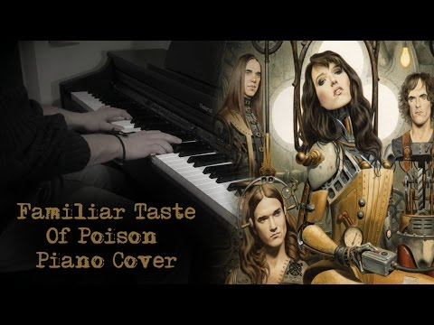 Halestorm - Familiar Taste Of Poison - Piano Cover