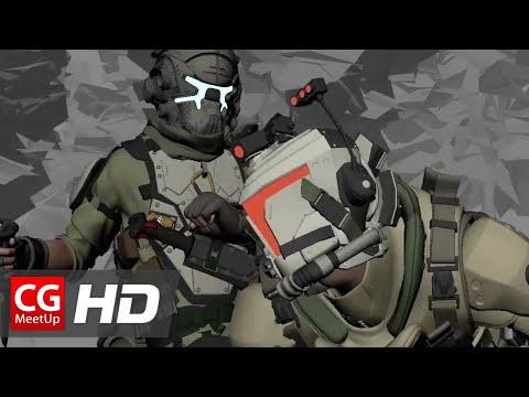 "CGI VFX Breakdown HD ""Making of Titanfall 2: Become One"" by Blur Studio | CGMeetup"